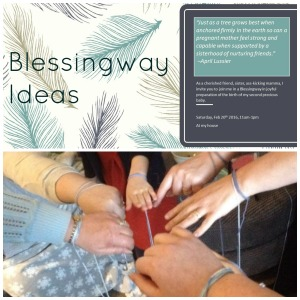 Blessingway Ideas